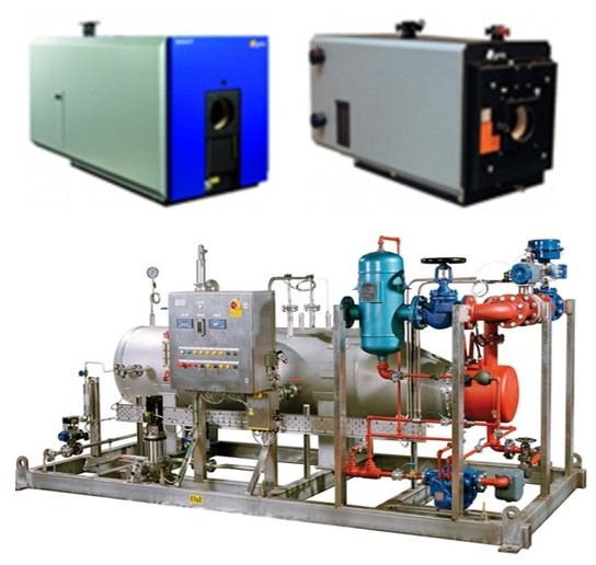PRESSURIZED COMBUSTION BOILERS